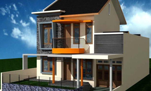 Rumah Minimalis 2 Lantai 6x12
