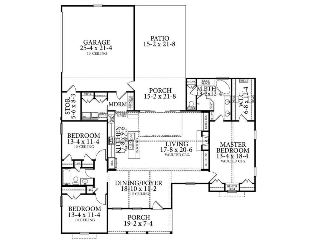 Rumah Sederhana Tapi Mewah Beserta Denahnya